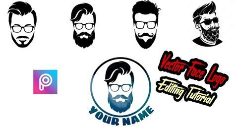 picsart tutorial vector art face logo shahzaibs edits