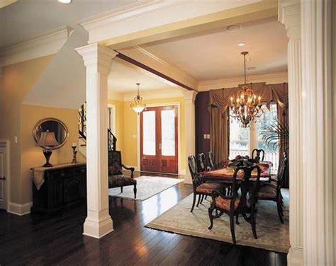 interior home columns 35 modern interior design ideas incorporating columns into