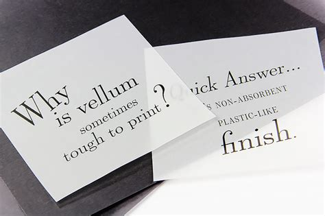 printing on vellum paper laser faqs about vellum answered lci paper