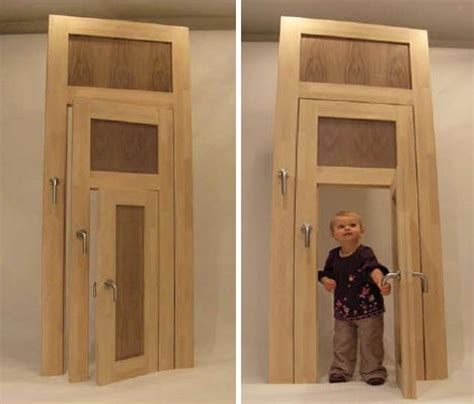 small interior doors small medium large three in one interior door design