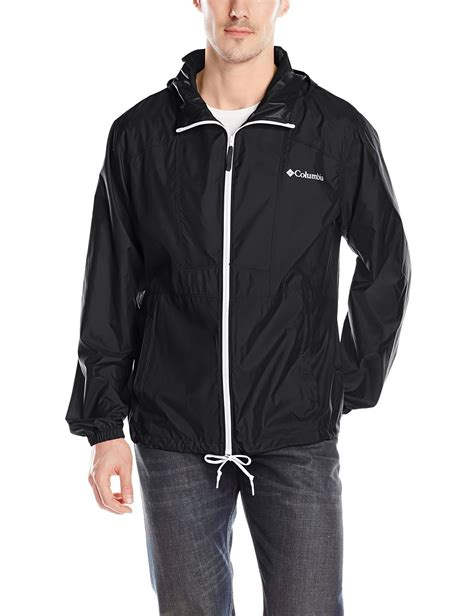 Columbia S Flashback Windbreaker Jacket columbia flashback windbreaker zip jacket black white me shoplifestyle