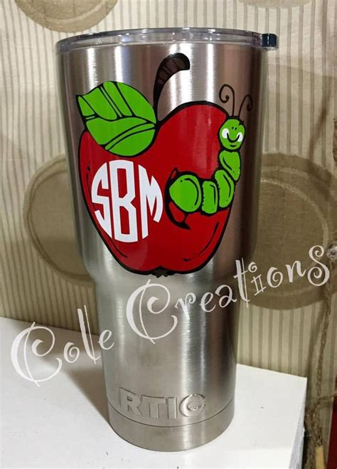 cheap monogrammed tumblers best 25 personalized tumblers ideas on