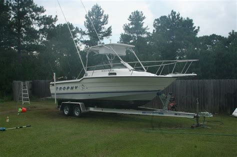 trophy bay boats bayliner trophy 1993 for sale for 15 000 boats from usa