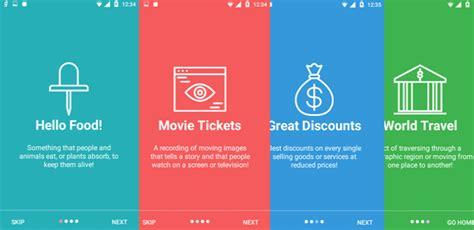 xamarin viewpager tutorial material design android app design tutorial tutorial see