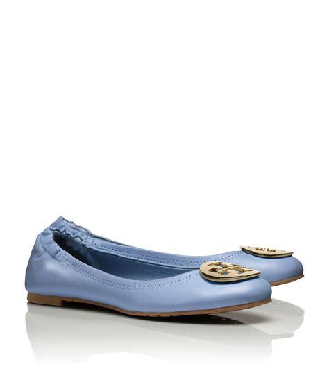 Going Burch Reva Ballet Flats by Lyst Burch Reva Ballet Flat In Blue