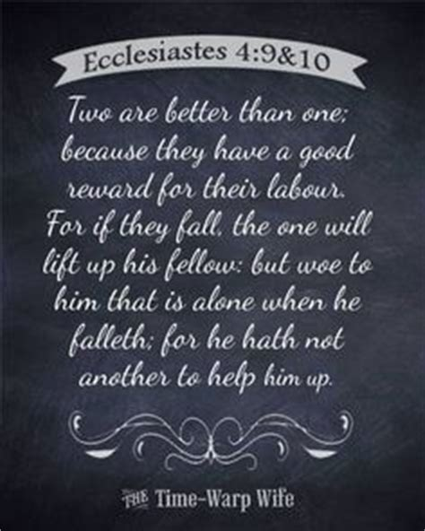 Wedding Bible Verses Ecclesiastes by 1000 Images About Ecclesiastes On Seasons