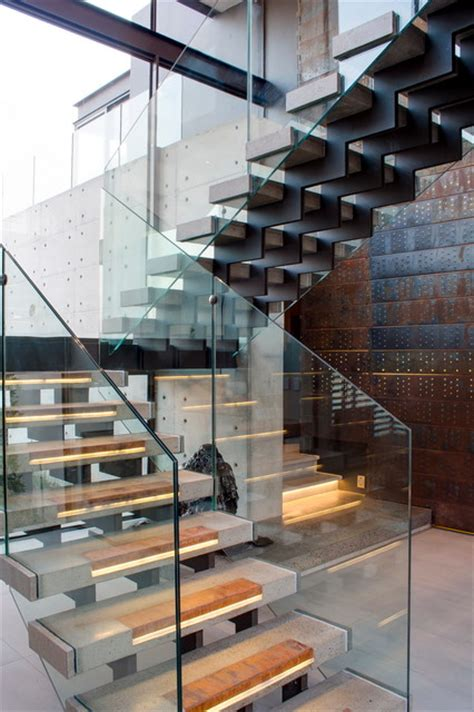 boz by nico van der meulen architects house boz contemporary staircase other metro by