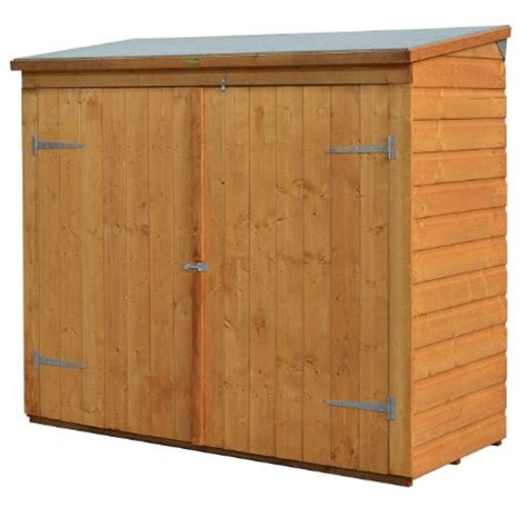 backyard storage units buy rowlinson minist mini store lockable wooden outdoor
