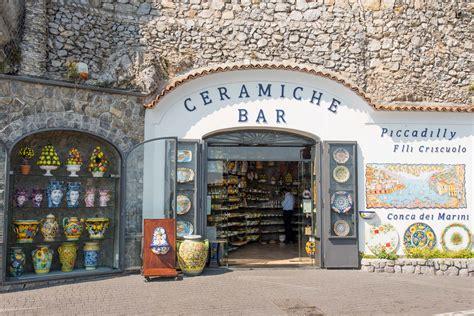 piccadilly ceramics amalfi italy conca dei marini holidays 2018 2019 jet2holidays