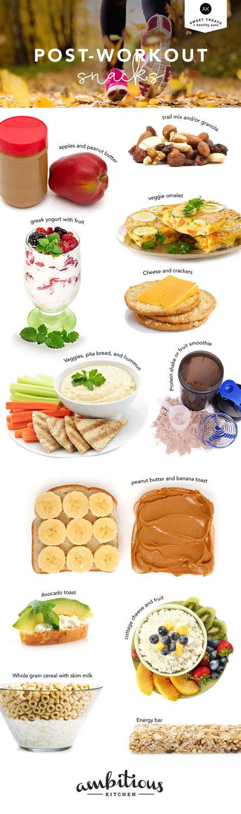 fruit 30 minutes before meal wellness wednesday 12 healthy post workout snacks when