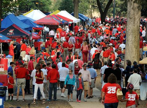 ole miss fan ole miss releases plans for grove to host gameday saturday