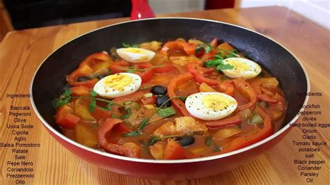 cucina tipica portoghese baccal 224 alla portoghese