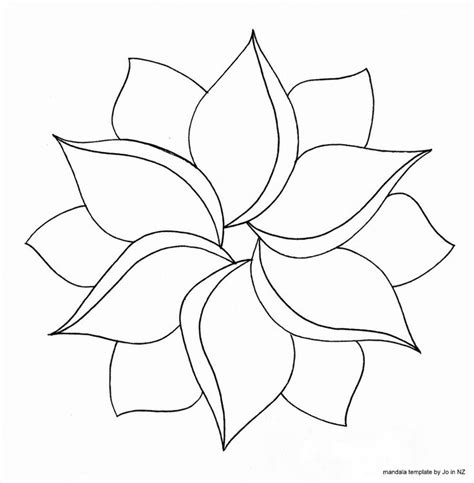 zentangle pattern templates zendala template 2 by jo in nz flickr photo sharing