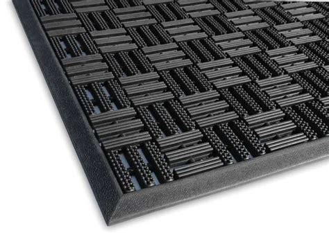 Commercial Entry Mats by Aquaflow Outdoor Commercial Drainage Entrance Mat