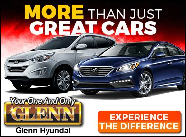 Glenn Hyundai Service by Glenn Hyundai Hyundai Service Center Dealership Ratings