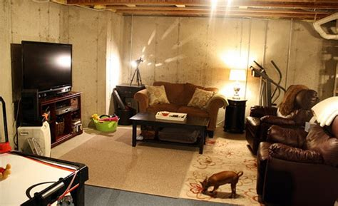 Unfinished Basement Floor Ideas Unfinished Basement Floor Ideas Unfinished Basement Ideas Can Be Unexpectedly Useful