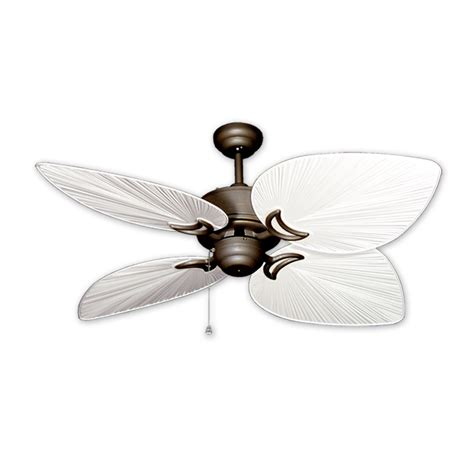 outdoor tropical ceiling fan oil antique bronze bombay
