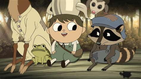 I Have A Question Patrick Mchale Animation World Network The Garden Wall Mchale