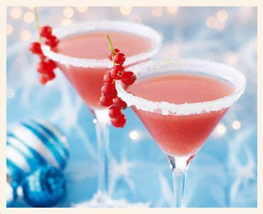 sensational christmas cocktails easy drink recipes