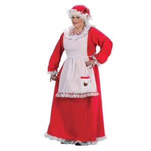 women s mrs claus costume plus size target