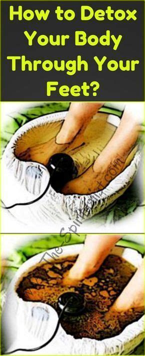 Can You Really Detox Through Your by Best 25 Foot Soak Vinegar Ideas On Soak