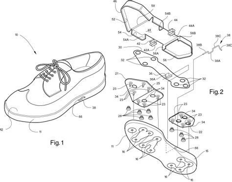 Sepatu Variable Shoes Black golf shoe clip free vector 4vector