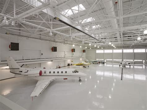 Aircraft Hangars by The Top Modern Designs In Aviation Hangars Themocracy