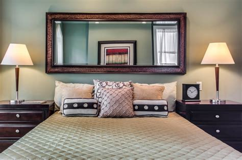 Headboards With Mirrors Creative Diy Headboards Rowe Spurling Paint Company