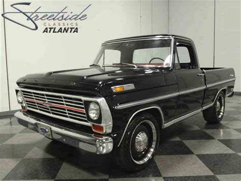 ford f100 for sale 1969 ford f100 for sale classiccars cc 967113