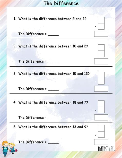 Search The Find The Difference Mathsdiary