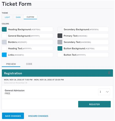 Https Www Eventbrite E Mba Commencement Reception Tickets 31982652976 by Integrating With Eventbrite Instapage Help Center