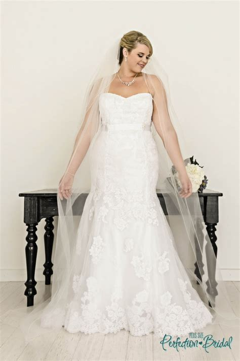 mermaid wedding dresses plus size mermaid wedding dress julie plus size wedding dresses