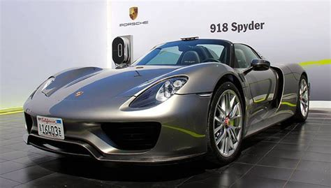 porsche truck 2014 more photos of production 918 spyder from pebble beach