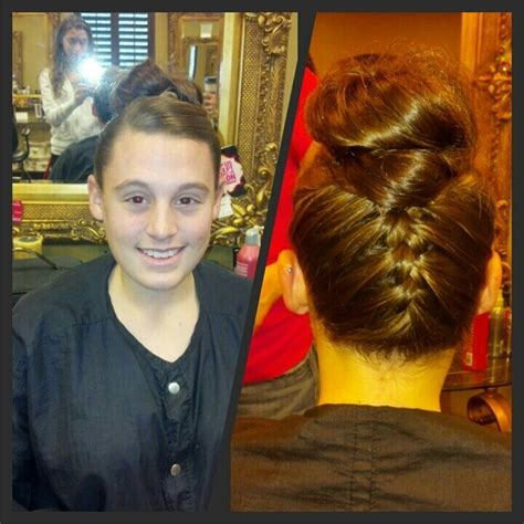 how to do cotillion hairstyles for a twelve year old my hair front and back for the montgomery cotillion winter