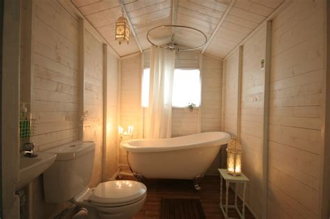 tent cers with bathrooms the bathroom inside the tent luxury lodge tents pinterest