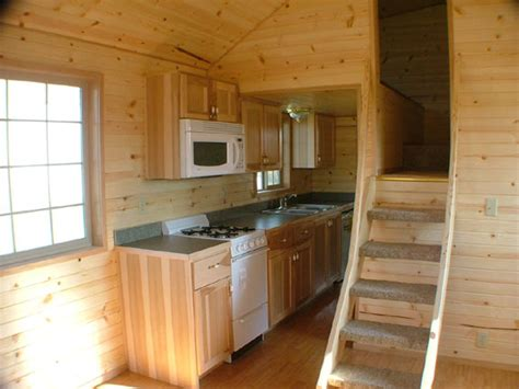 how to build your own tiny house loft with bedroom guest blueprints for small mobile homes and travel trailers