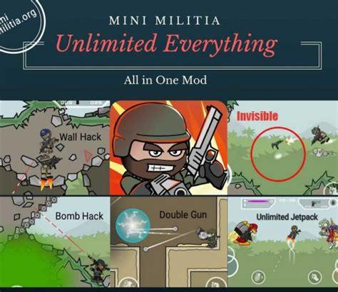 mod game mini militia mini militia hacks archives doodle army 2 mini militia