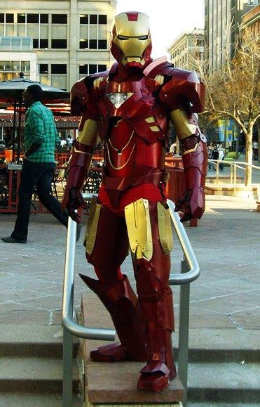 avengers cosplay day iron man geek geek
