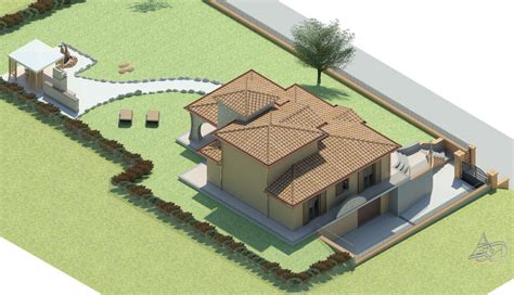 Progetti Di Villette Singole by Progetti Villette Singole Amazing Cheap Progetti Casa In