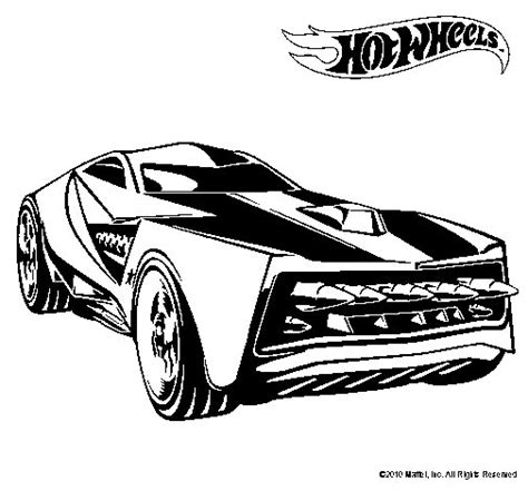 imagenes para imprimir hot wheels dibujo de hot wheels 12 para colorear dibujos net