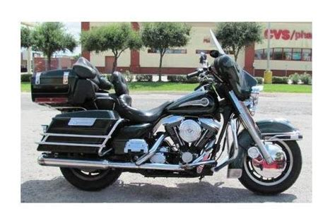 Harley Davidson Motorcycle Salvage by 1997 Harley Electra Glide Classic Flhtc Used Motorcycle