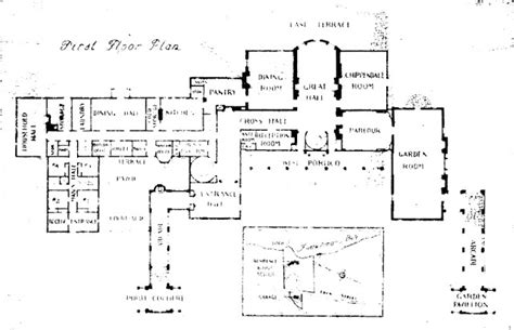 playboy mansion floor plan the downeast dilettante stotesury summers part 3 inside
