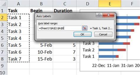 create gantt chart in excel easily teachexcel com create gantt chart in excel easily teachexcel com