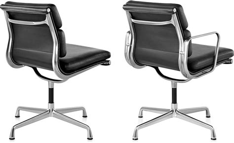 Eames Soft Pad Chair by Eames 174 Soft Pad Side Chair Hivemodern