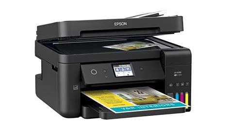 Printer Epson Hp epson workforce et 4750 ecotank all in one supertank