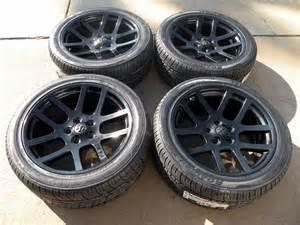 Dodge Ram Srt 10 Rims 22 Quot Factory Dodge Ram Srt10 Wheels Oem Nexen Tires