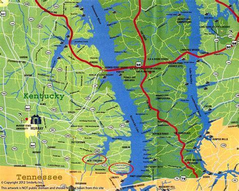 kentucky land map land for sale murray kentucky by lake smile4uinc