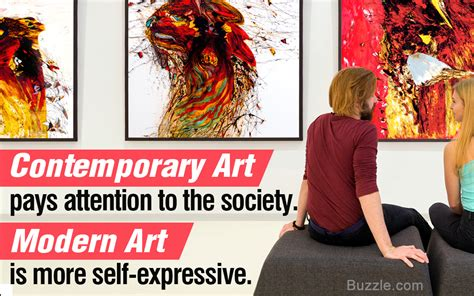 what is the difference between modern and contemporary understanding the differences between modern and contemporary art
