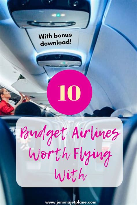want to save hundreds of dollars on your next flight here are 10 budget airlines still worth