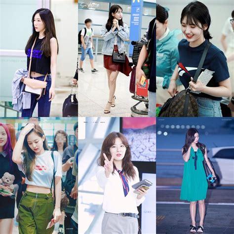 Dress Cewek Cs bak di catwalk begini jadinya tae yeon suzy cs adu cantik